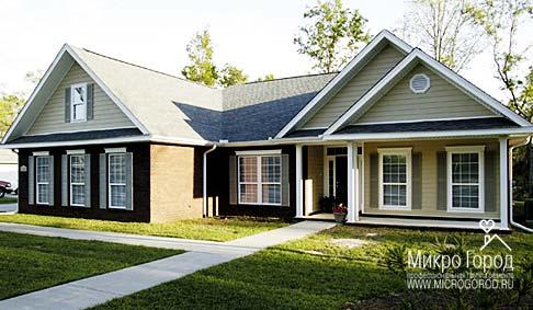 Готовые проекты домов и проекты коттеджей, проекты
