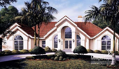 Строительство одноэтажных домов в